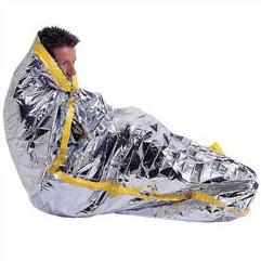 【鄉野情戶外專業】 Grabber |美國|  Emergency Bag 求生袋/緊急避難用品 露宿袋/6913