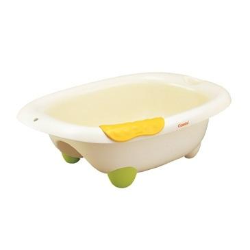 日本【Combi 康貝】Baby Label 優質浴盆