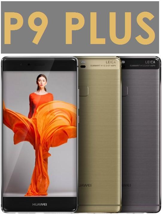 【預訂出貨】華為 HUAWEI P9+ 八核心 5.5吋 4G/64G 4G LTE 智慧型手機●指紋辨示●USB Type-C●P9 PLUS(送玻保)