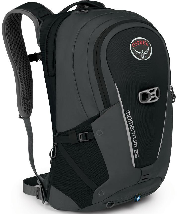Osprey Momentum 26 筆電包/單車包/通勤包 黑/台北山水