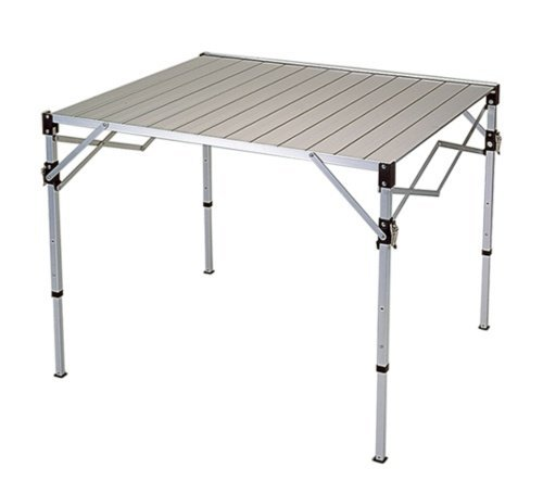 TAB-980H 鋁合金 輕巧桌 大型 附收納袋 折疊桌 蛋捲桌 露營 餐桌