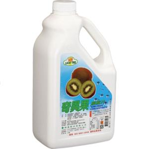 綠盟濃縮果汁 -奇異果濃縮果汁- 2.5kg/罐--【良鎂咖啡吧台原物料商】
