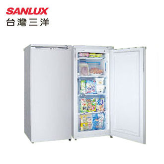 SANLUX 台灣三洋 SCR-145A 冷凍櫃 145L 環保節能設計 直立式冷凍櫃