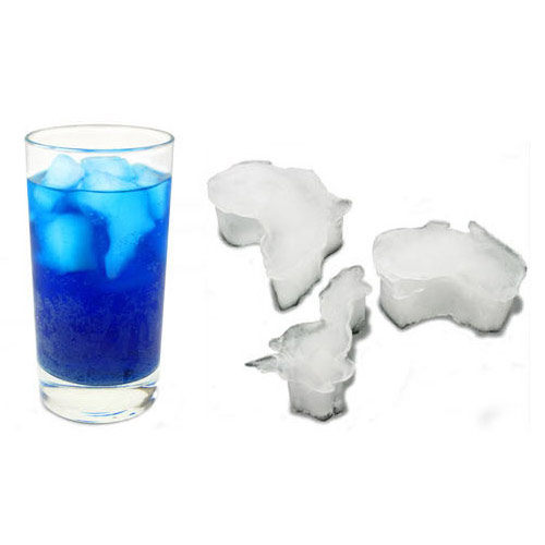 PS Mall╭*全球變暖制冰格製冰盒 冰塊盒 冰塊模【J2125】