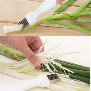 PS Mall 日本切蔥刀 蔥絲刀大蔥小蔥變蔥絲【J899】