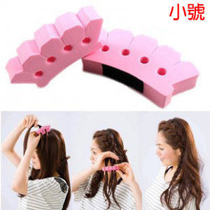 PS Mall╭*韓國時尚簡單造型輕鬆編髮器編髮夾 小號辮子【H145】