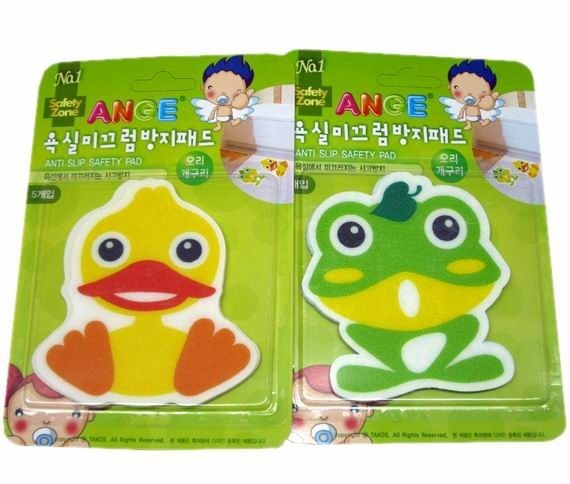 *babygo*ANGE Safety Zone 浴室防滑貼(5入)