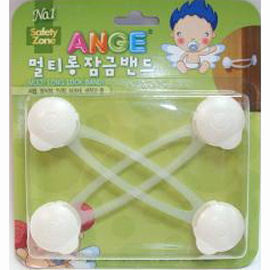 *babygo*ANGE Safety Zone 遠距離用安全鎖扣(2入)