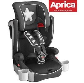 *babygo*愛普力卡Aprica-Air Groove 成長輔助汽車座椅【銀彩星93485】