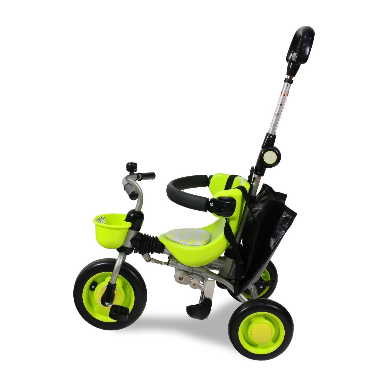 *babygo*日本IDES 寶寶第三代摺疊三輪車