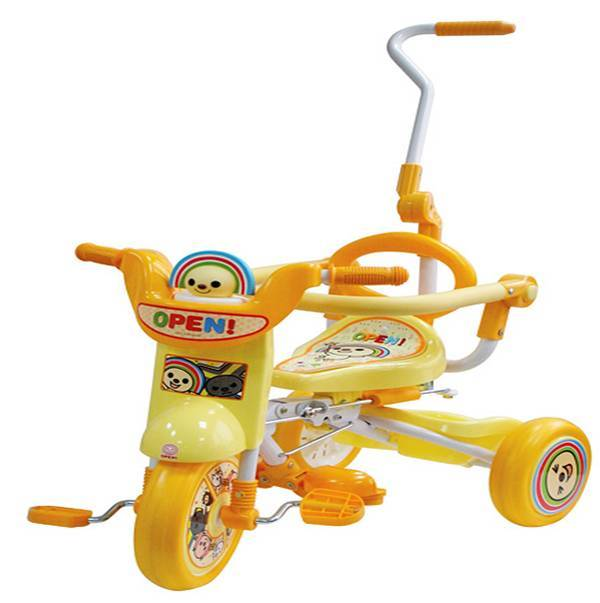 *babygo*OPEN!魔法摺疊腳踏車