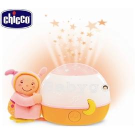 *babygo* Chicco 晚安星星投射燈(粉色)