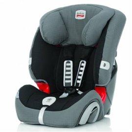 *babygo*Britax旗艦成長型汽車安全座椅【灰色】