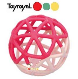 *babygo*樂雅Toyroyal魔法洞洞球【櫻花粉】