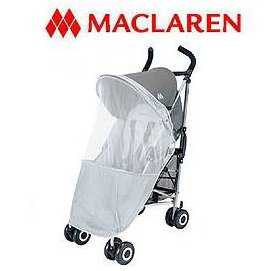 *babygo*Maclaren瑪格羅蘭-推車蚊帳 (適用 quest.-globetrotter-volo系列推車)
