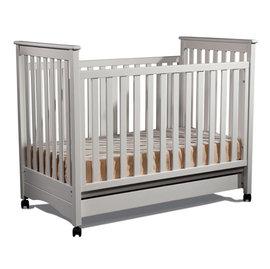 *babygo*LEVANA【典雅三合一】霍格華嬰兒床/嬰兒成長床/兒童床【白色】預購
