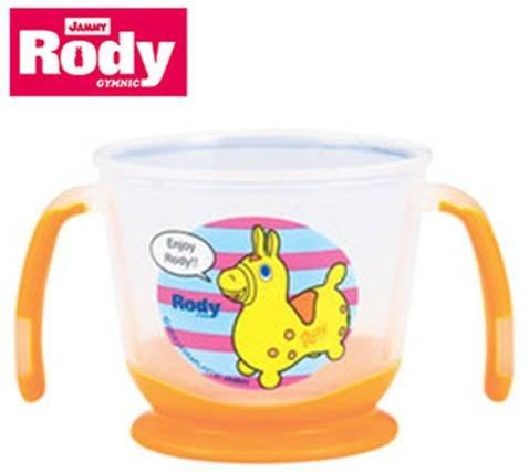 *babygo*Rody幼童防滑握把水杯