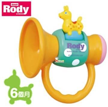 *babygo*Rody 喇叭搖鈴