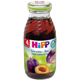 *babygo*喜寶 HIPP有機綜合黑棗汁200ml