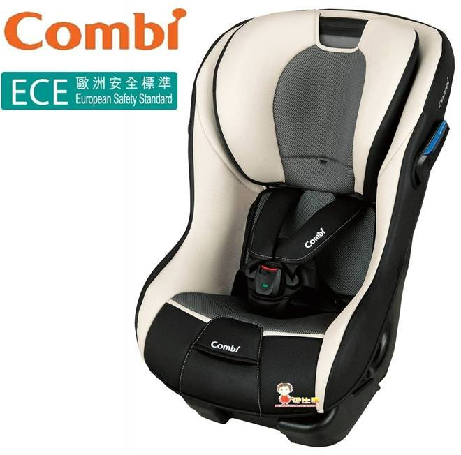 *babygo*Combi 康貝 News Prim Long S 汽車安全座椅【哥德灰】
