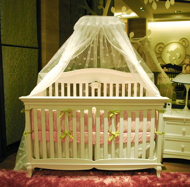 *babygo*LEVANA美式嬰兒床蚊帳
