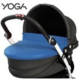 *babygo*法國BABYZEN YOGA 嬰兒提籃(可當睡箱)【藍】