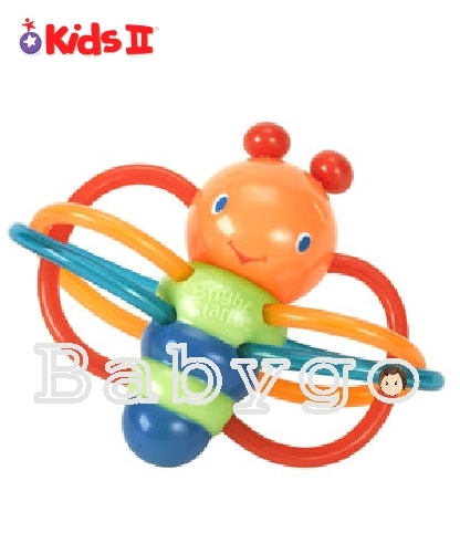 *babygo*Kids II 閃亮之星小蝴蝶固齒器