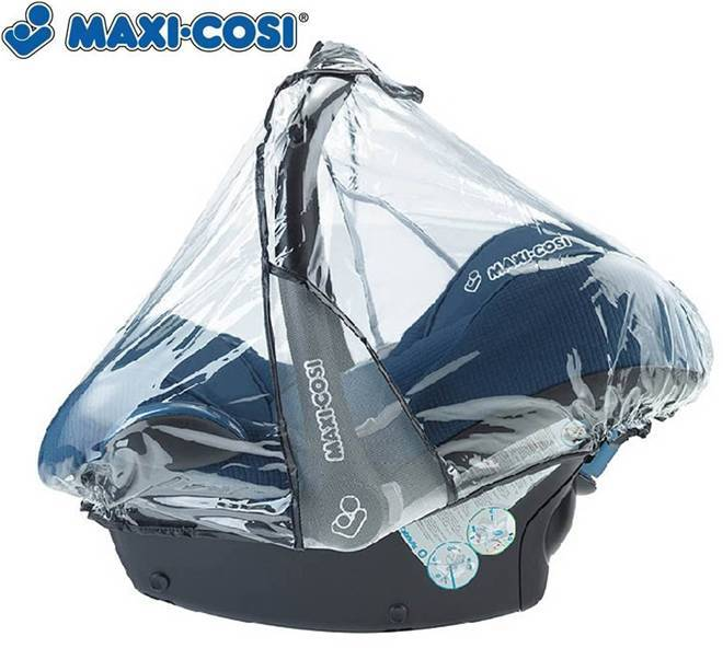 *babygo* Maxi-Cosi Rain Cover 提藍專用雨罩