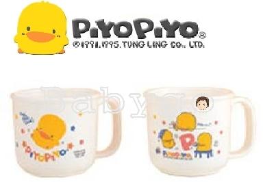 *babygo*黃色小鴨牛奶杯(微波爐專用)