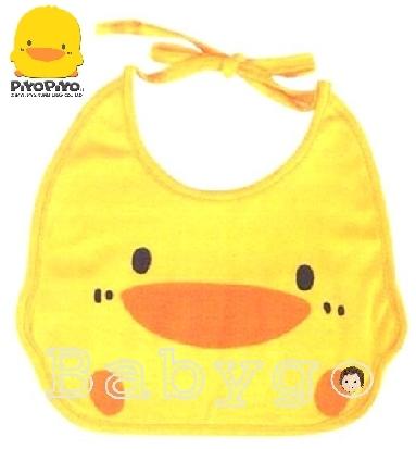 *babygo*黃色小鴨造型圍兜