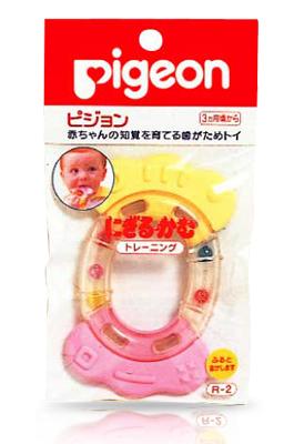 *babygo*貝親Pigeon糖果固齒器R2
