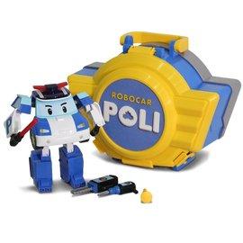 *babygo*POLI 波力-LED變形波力 - 手提基地