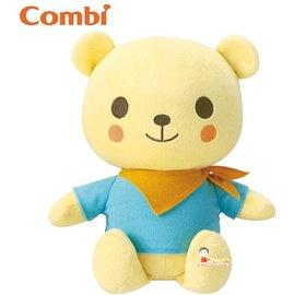 *babygo*康貝Combi Kuma Kun小熊好朋友玩具
