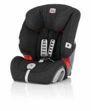 *babygo*Britax旗艦成長型汽車安全座椅【黑色】