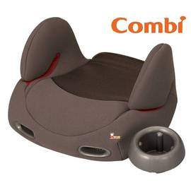 *babygo*康貝Combi Buon Junior Air booster seat 輔助汽車安全座椅【網眼棕】