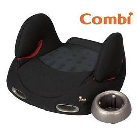 *babygo*康貝Combi Buon Junior Air booster seat 輔助汽車安全座椅【網眼黑】