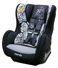 *babygo*法國 NANIA 納尼亞0-4歲安全汽座【珊瑚黑】FB00385