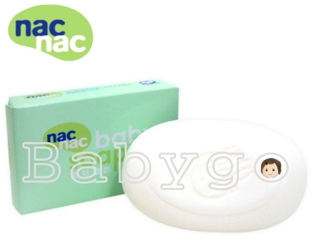 *babygo*Nac Nac嬰兒香皂