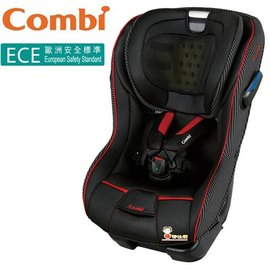 *babygo*{本月超值活動買1送1}Combi 康貝 News Prim Long EG 汽車安全座椅【羅馬黑】14598C