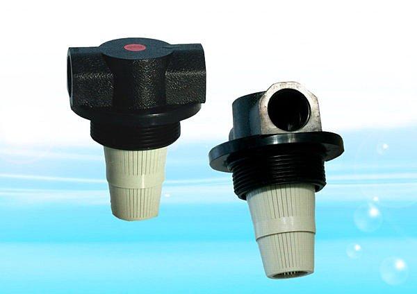 FRP桶專用二通閥 PO-100