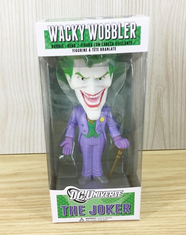 【真愛日本】15122900003 樂園限定晃頭公仔-小丑 黑暗騎士 蝙蝠俠 澳洲迪士尼 公仔 收藏品 玩具