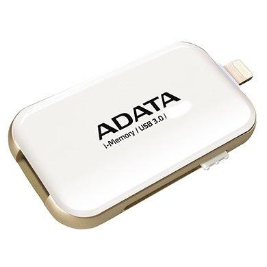 *╯新風尚潮流╭*威剛 UE710 64GB APPLE iPhone用 OTG手機電腦兩用隨身碟 AUE710-64G