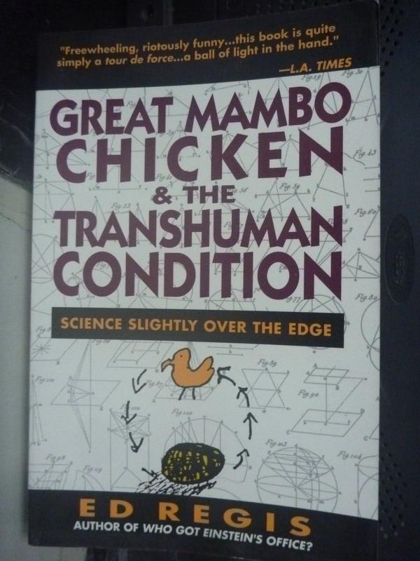 【書寶二手書T2/科學_IJN】Great Mambo Chicken and the Transhuman Condi