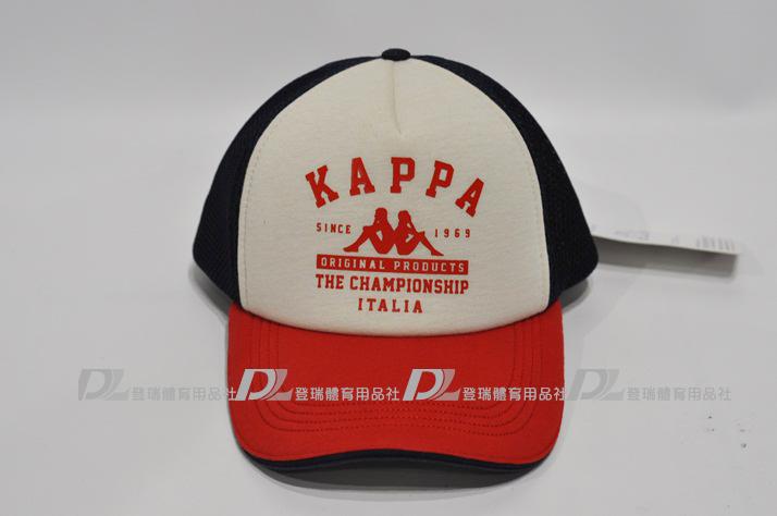 【登瑞體育】KAPPA 運動休閒帽子_6U58MB651