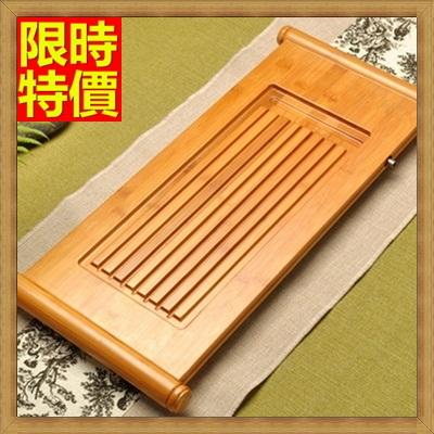 原木茶盤 茶具-簡約氣質排水式竹製茶盤3款68ac19【獨家進口】【米蘭精品】