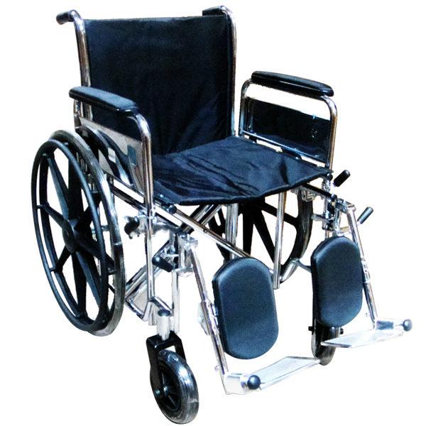 【醫康生活家】杏華 鐵輪椅-骨科加大(20吋/22吋) A4-2BB