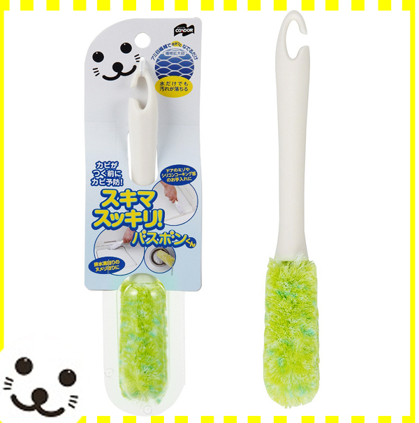 山崎産業 小海豹浴室清潔刷/流理台清潔刷/小海豹浴室風呂刷系列產品NAL