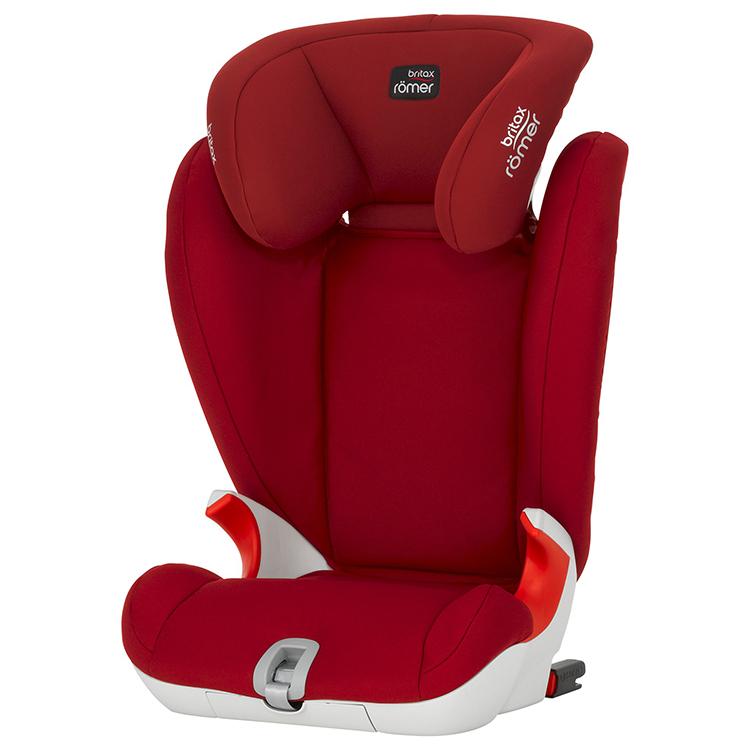 Britax - Romer KIDFIX SL通用成長型汽車安全座椅(汽座) -火焰紅
