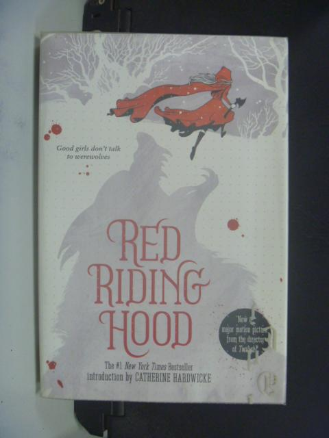 【書寶二手書T9/原文小說_GBU】Red Riding Hood