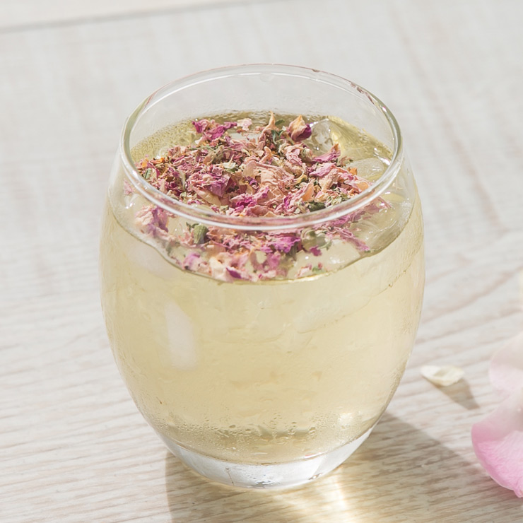 【米森】有機純玫瑰花茶(15包/盒)★ 足料克數取代化學香精